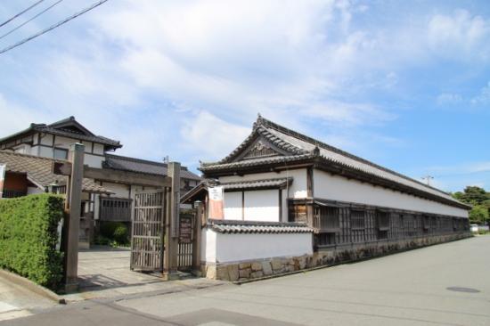 Kyu Asamouri Ke Hagiyashiki Nagaya