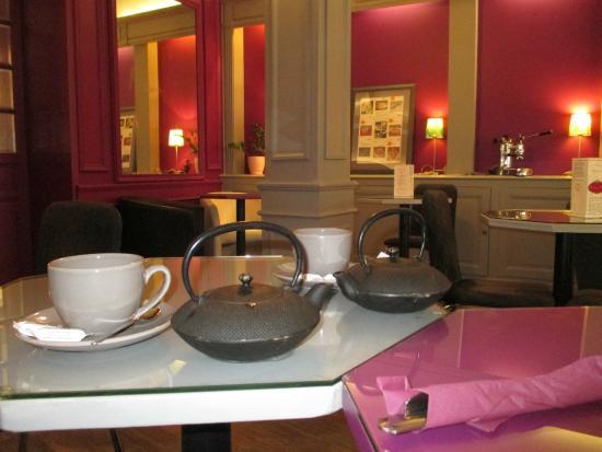 La Duchesse Anne : Tea for two!