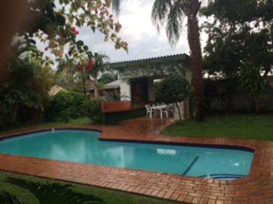 Igwalagwala Guest House: Swimming pool