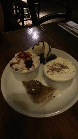 The Tawny Owl: Delightful Desserts