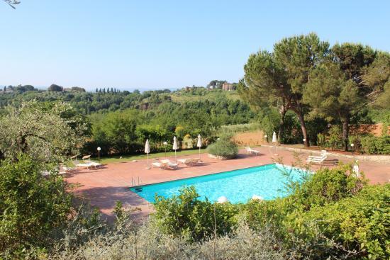 Villa Agostoli: Piscina