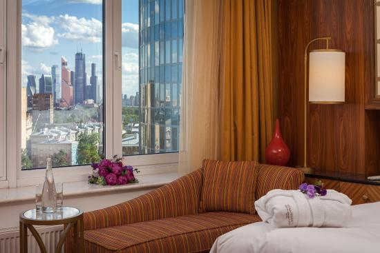 Renaissance Moscow Monarch Centre Hotel : Guest Room with a view