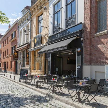 O Concert Lille o concert restaurant, lille - restaurant reviews, phone number