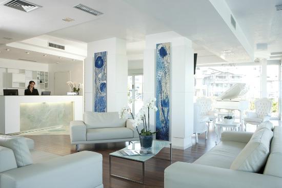 Adriatic Palace Hotel: Hall