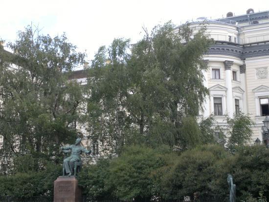 Chaikovskiy Statue