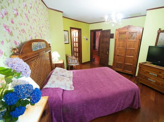 Hotel El Refugio: habitacion doble