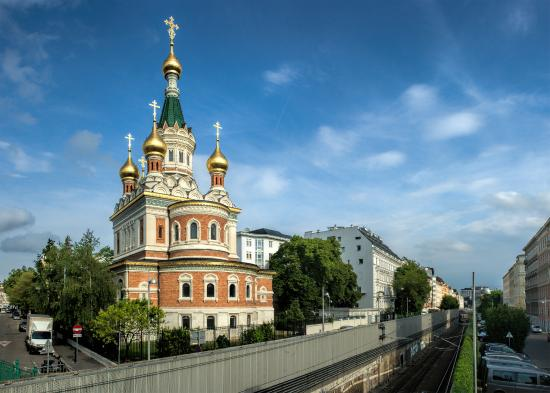 ‪Russian Orthodox Cathedral of St. Nicholas‬