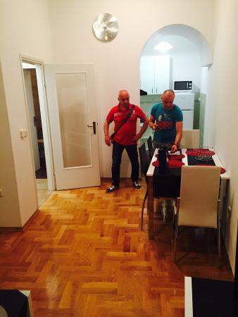 Times Inn: Zagreb Apartment