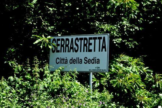 Serrastretta Stadt Der Stühle Picture Of Il Vecchio
