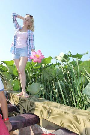 Lotus Valley: Удачное место для фотосессий