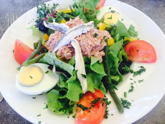 L'eden Cafe : Salade niçoise