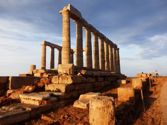 Stelios Spinoulas Sightseeing in Athens