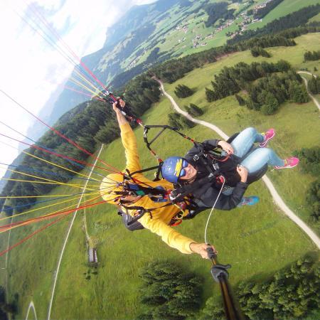 tandemfliegen.aero Flugerlebnis Chiemsee