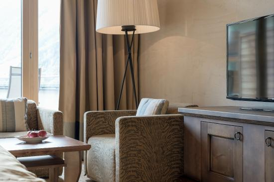 AQUA DOME Hotel : Doppelzimmer Auszeit