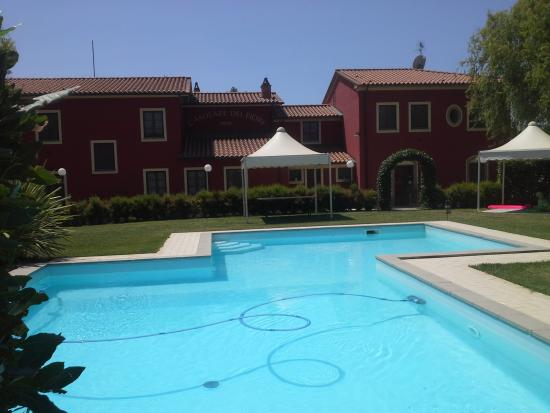 Casolare dei Fiori: Pool area