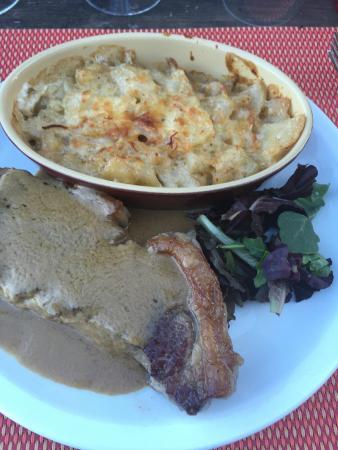 Jean de Saone : Beuf met aardappeltjes uit de oven