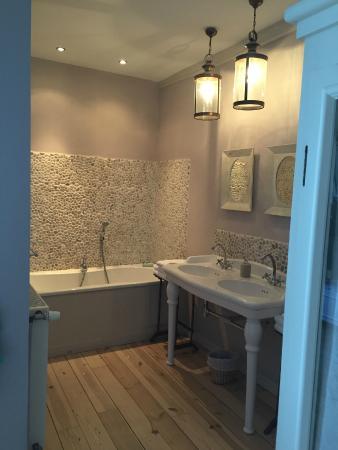 Jean de Saone : badkamer