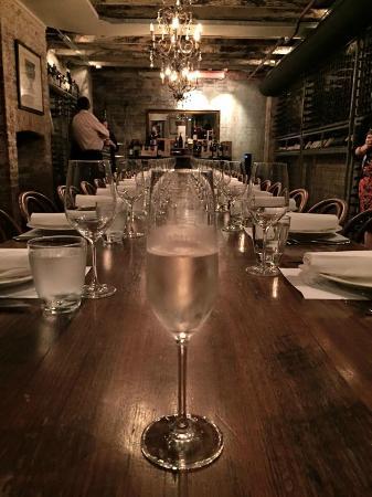 Private dining room - Picture of 1889 Enoteca, Brisbane - TripAdvisor