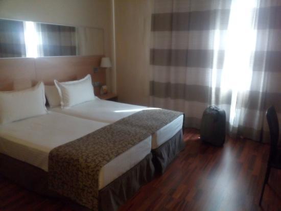 Hotel Desitges: Habitación