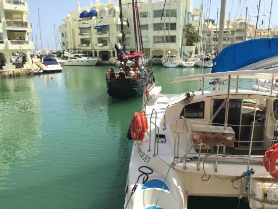 Pirulet Boat Trips