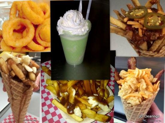 River John, แคนาดา: Fun Food