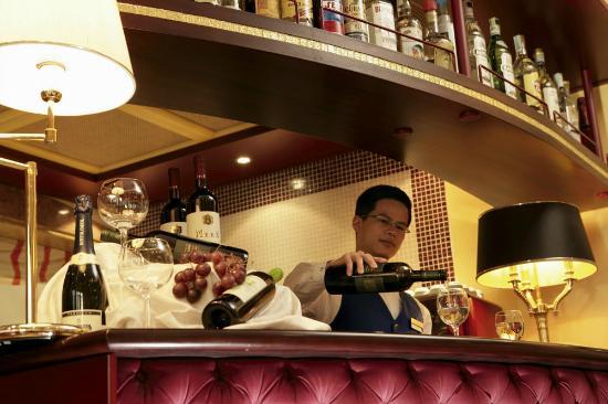 Hotel Tritone Mestre Italien Omd 246 Men Och