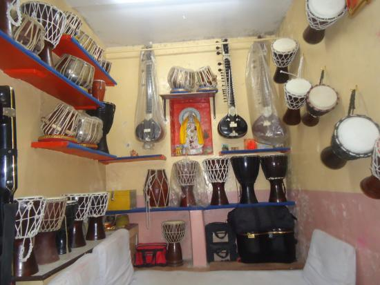 Musical Instruments Shoppee