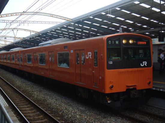 Kinki, Japan: 環状線201系