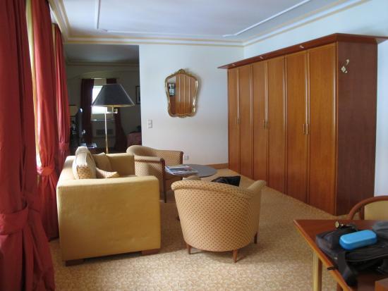 Romantik Hotel Bulow Residenz: le salon bis