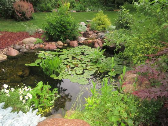 Chesterton, IN: Pond