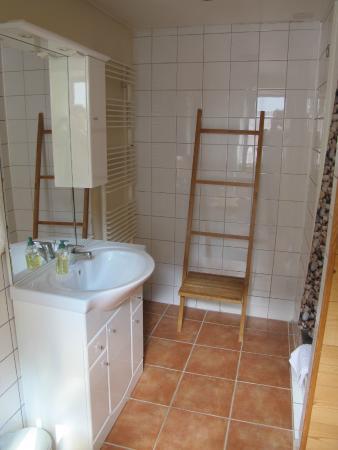 Chalet Cachat: Geant-Badezimmer