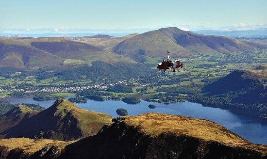 Cumbria Gyroplanes