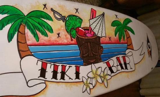 Tiki Bar Cafè