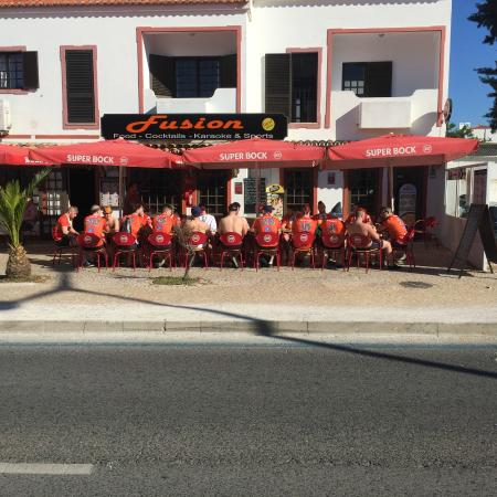 Fusion bar albufeira: at fusion