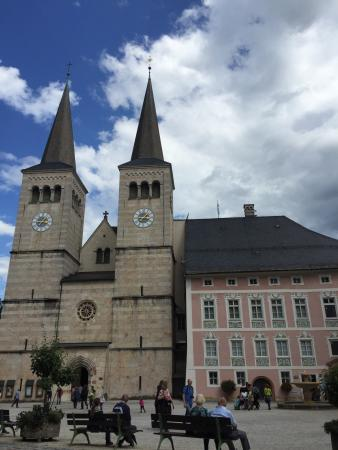 Konigliches Schloss Berchtesgaden : Königliches Schloss Berchtesgaden
