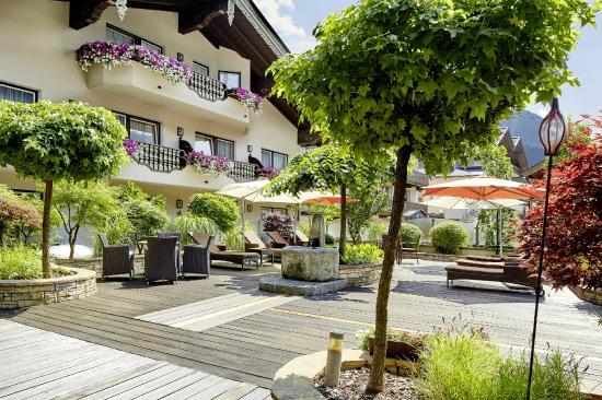 Hotel Neue Post: Dachterasse