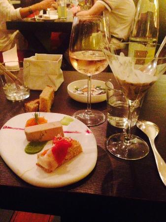 Plateau tapas picture of helene darroze paris tripadvisor - Restaurant helene darroze paris ...