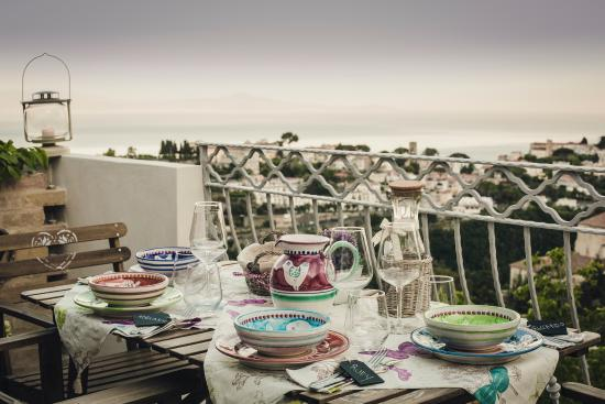 Amalfi Coast Home Restaurant