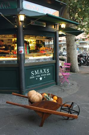 SMAXS il Chiosco