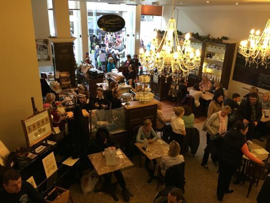 Harriets Cafe Tea Rooms Bury St Edmunds