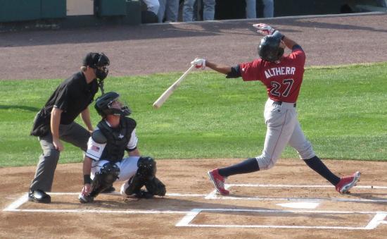 Frontier Field: AAA Baseball