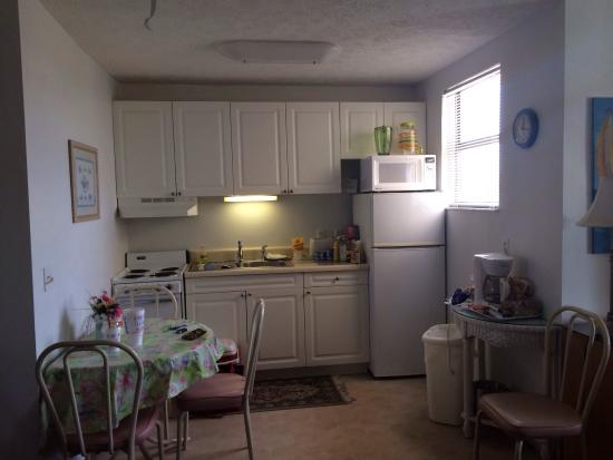 Kitchen room 5 nice Picture of Spartan Inn Panama City Beach – Kitchen Room