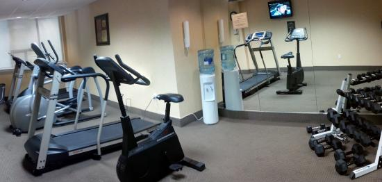 Clarion Hotel : Fitness Centre