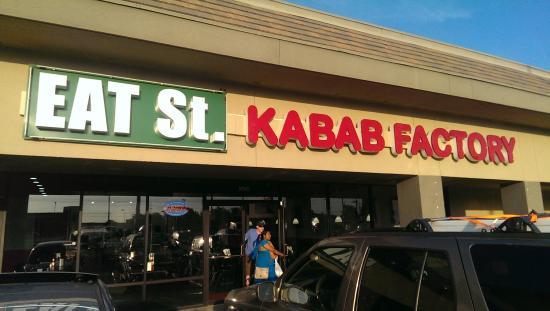 Eat Street Kabab Factory
