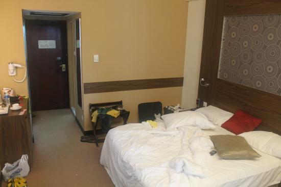Nice Room Picture Of Grand Pacific Hotel Singapore Tripadvisor