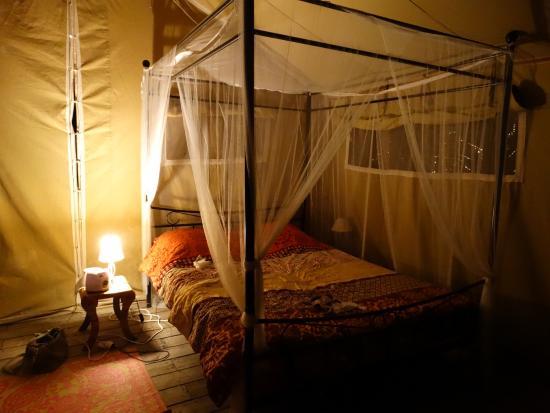 Le Grand Bois : Bed