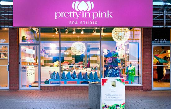 Pretty in Pink Spa