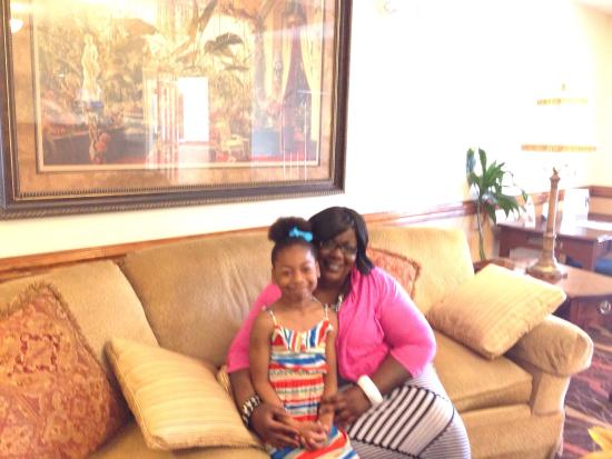Days Inn Shallotte: Our summer vacation was perfect. We stayed here 5 nights wonderful staff especially Ms. Diana sh