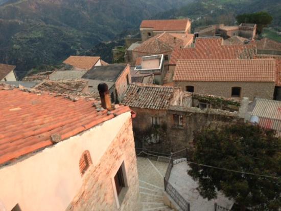 Bova, Италия: 民家