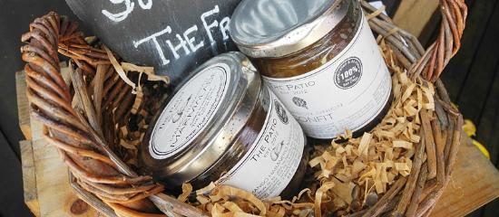 The Patio On Goldfinch: Condiments For Sale